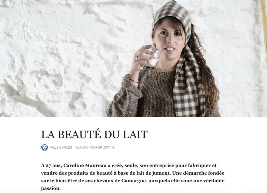 LaitDeJumentDeCamargue_Arles Info