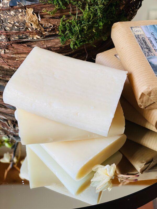 savon naturel lait de jument de camargue