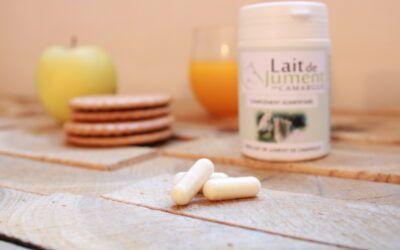 Le lait de jument et les besoins journaliers en calcium