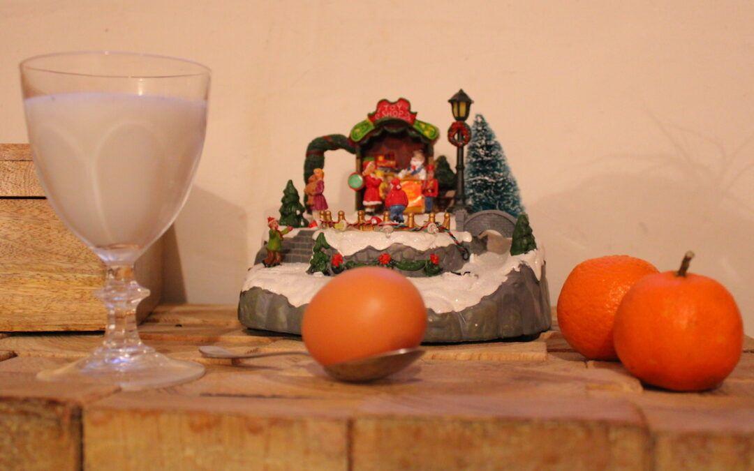 Recette de Noël au lait de jument de Camargue